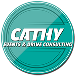 Cathy Events and Drive Consulting Logo